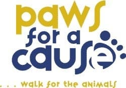 BC SPCA Paws for a Cause