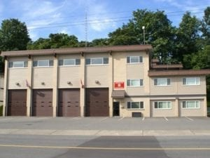 Abbotsford Fire Hall #6 - BC Fire Station