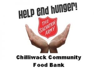 Chilliwack Community Food Bank - Chilliwack Family Resources