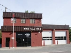 Chilliwack Fire Stations - Fire Department