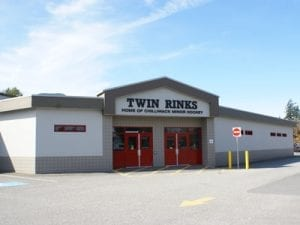 Twin Rinks Ice Arena