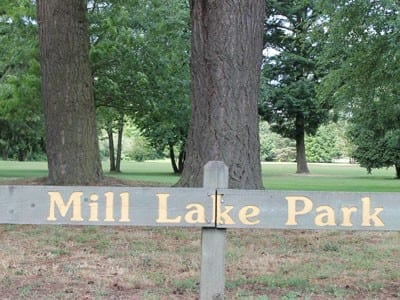 Mill Lake Park - Abbotsford Local Parks