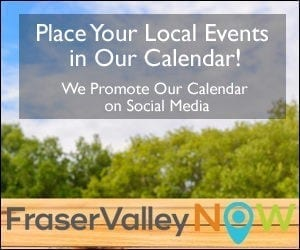 Fraser Valley Now Event Submission