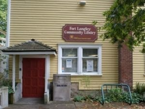 Fort Langley Library - Langley Libraries