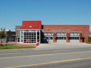 Fire Hall #1 - Langley Fire Stations