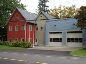 Fire Hall #2 - Langley Fire Stations