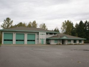 Fire Hall #5 - Langley Fire Station