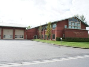 Fire Hall #6 - Langley Fire Station