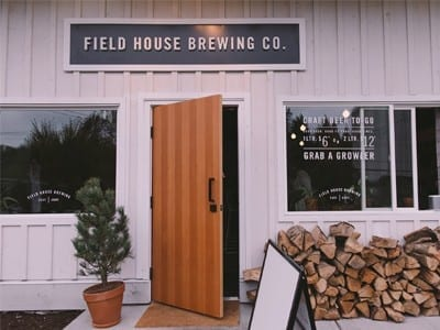Field House Brewing Co. - Fraser Valley Shop Local