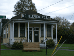 Langley Telephone Museum