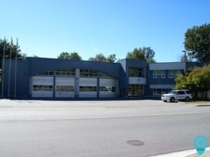 Fire Hall #1 - Emergency Services, Mission BC