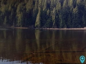 Rolley Lake Provincial Park - Mission BC Canada