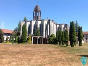 Westminster Abbey - Mission, BC